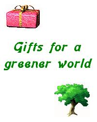gifts for a greener world